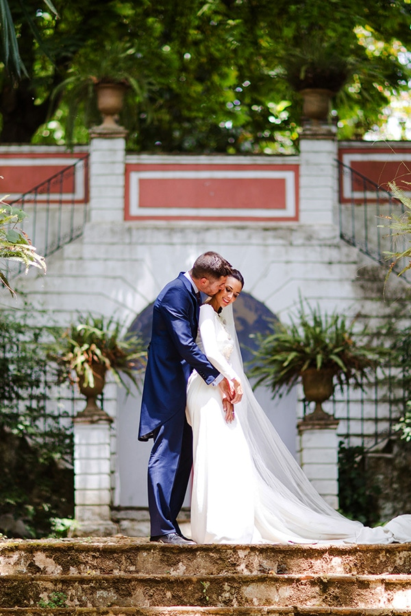 Javi García and Elena Gómez's Wedding in Moratalla Palace