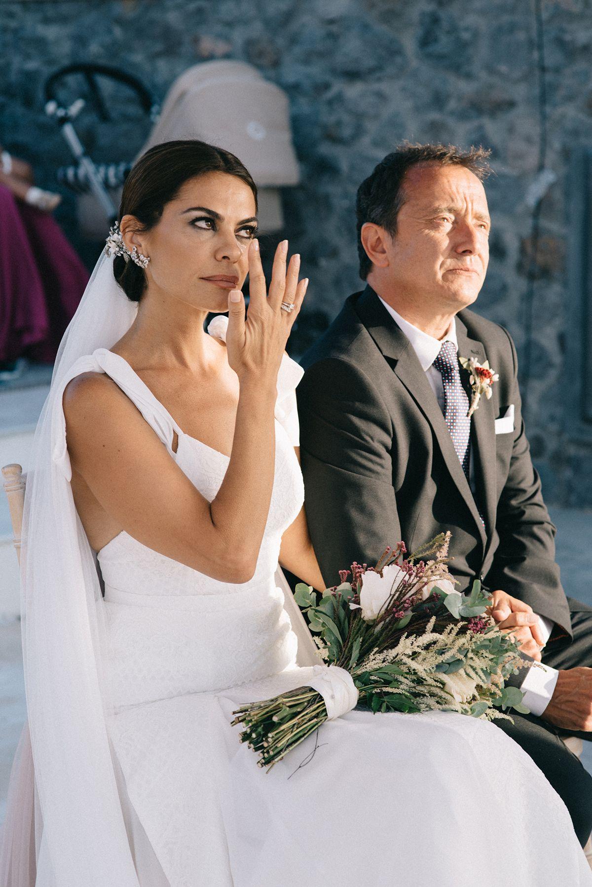 La boda de María José Suárez y Jordi Nieto