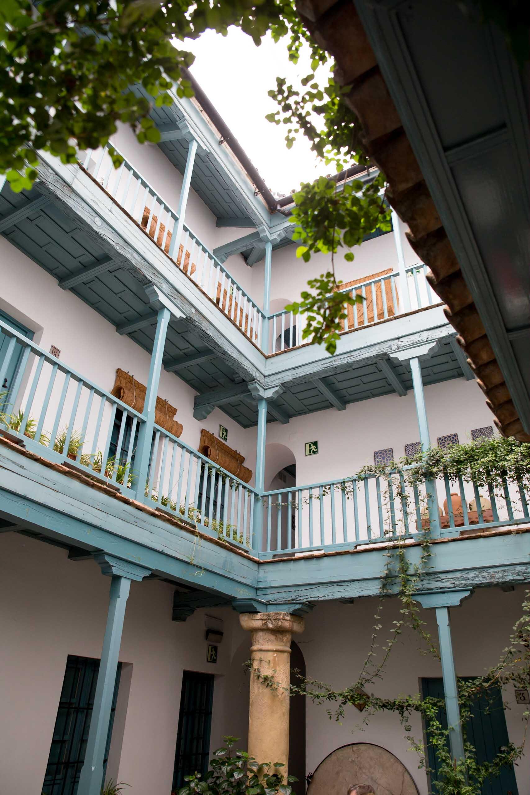 hospes Casa del Rey de Baeza