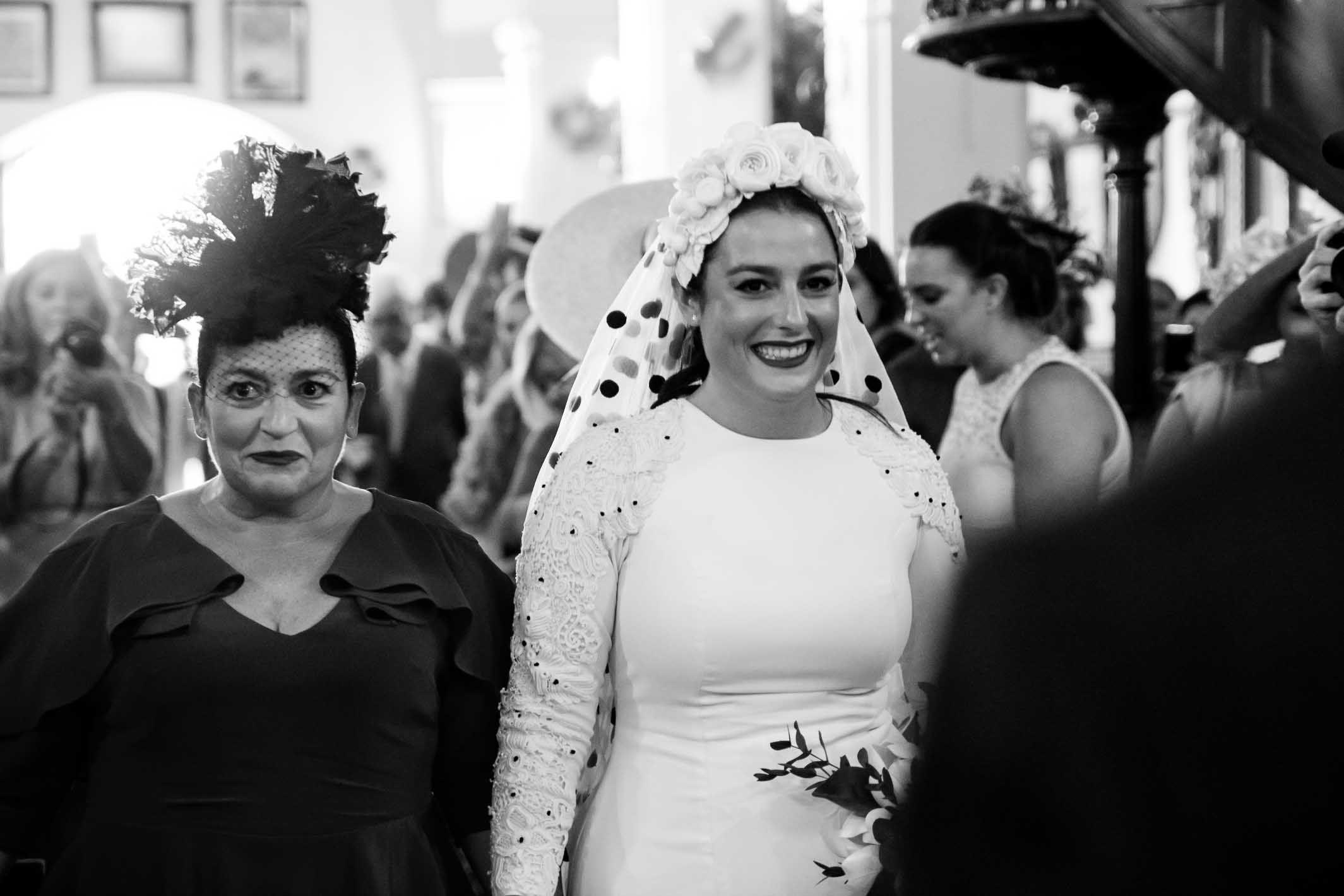boda en saetilla