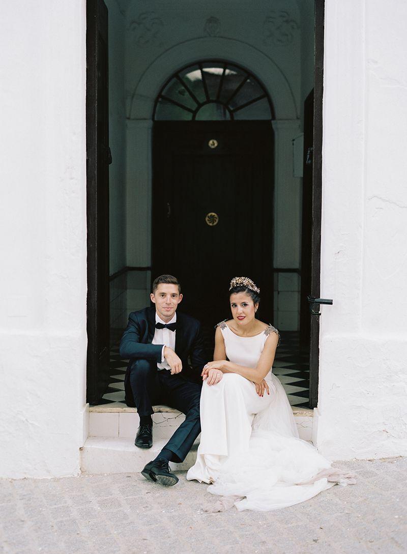 La boda de destino de Laura y Max en Sevilla