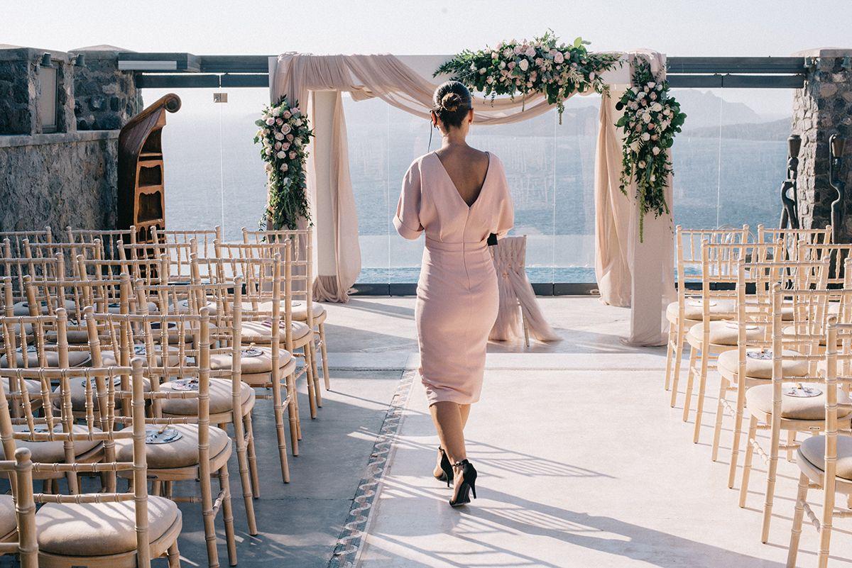 boda en cavo ventus santorini