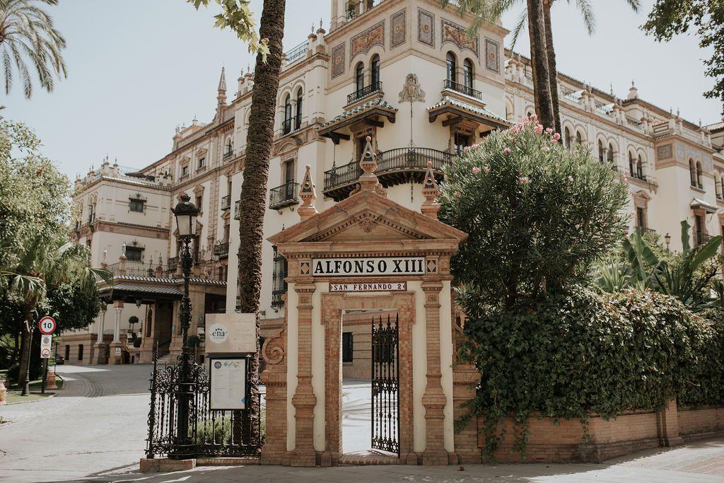 Boda Hotel Alfonso XIII