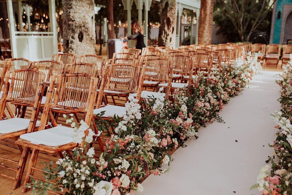 Ceremonia en Villa Luisa