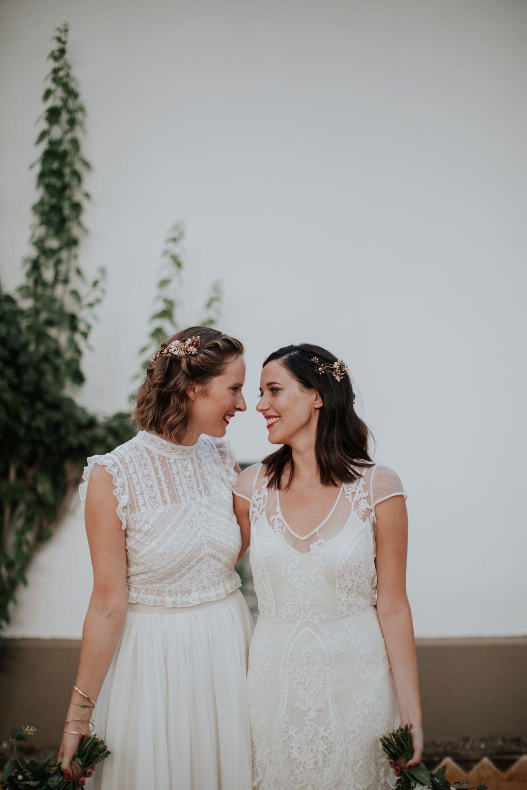 Amanda y Antonia en Villa Luisa