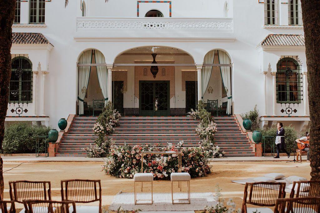 Ceremonia Boda Villa Luisa