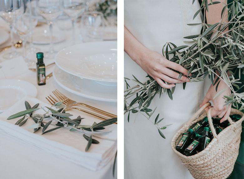 regalo original para boda aceite miniatura aceite de oliva