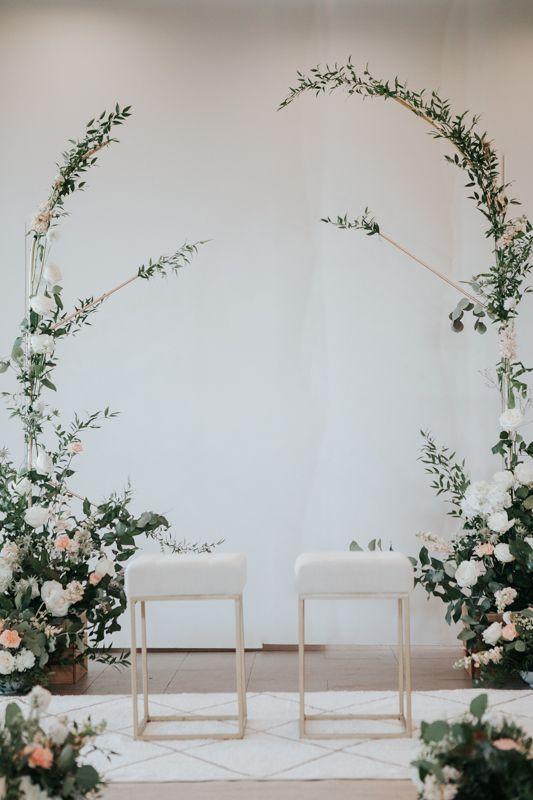 boda minimalista