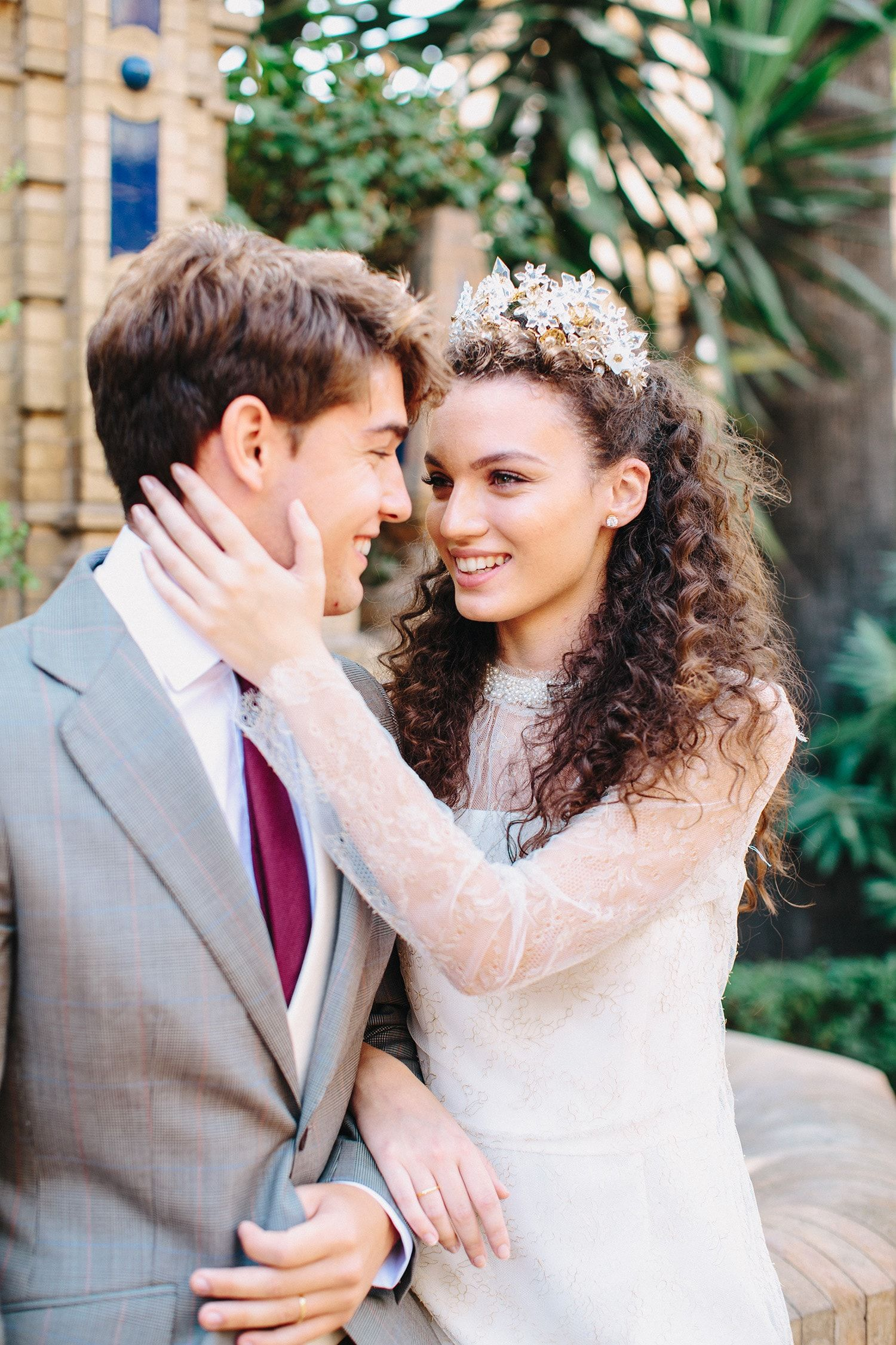 practica boda real