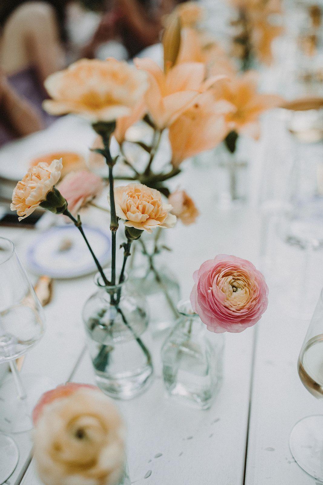 Siloh Floral- Mesa de boda