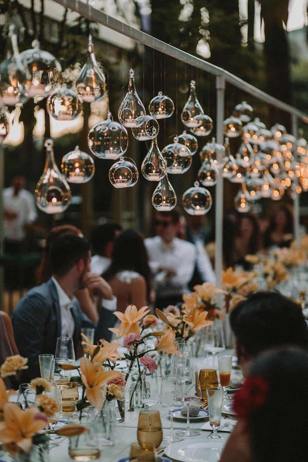 Iluminación boda
