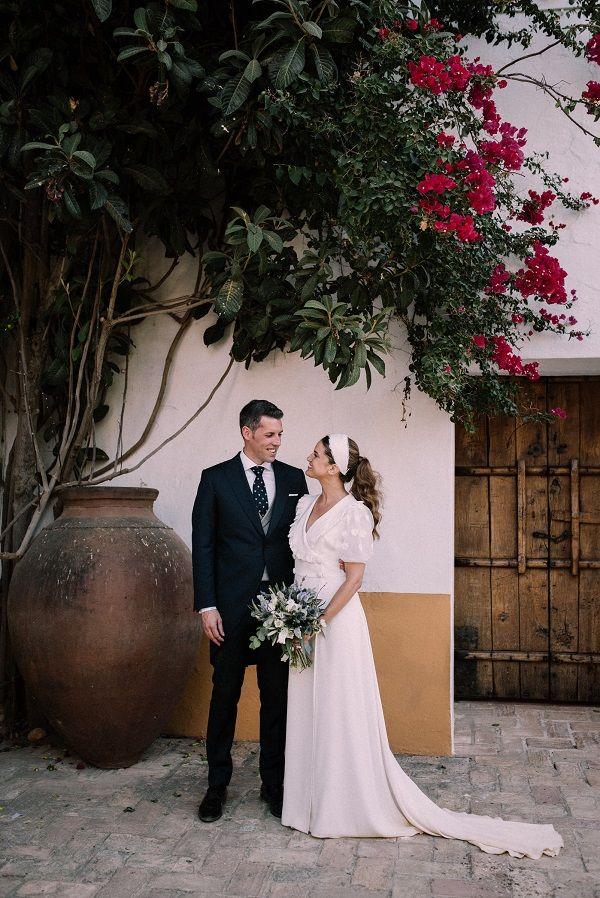 La boda de verano de Almudena y Jose