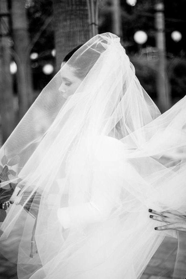 Una novia de Roberto Diz: la boda de Victoria y David
