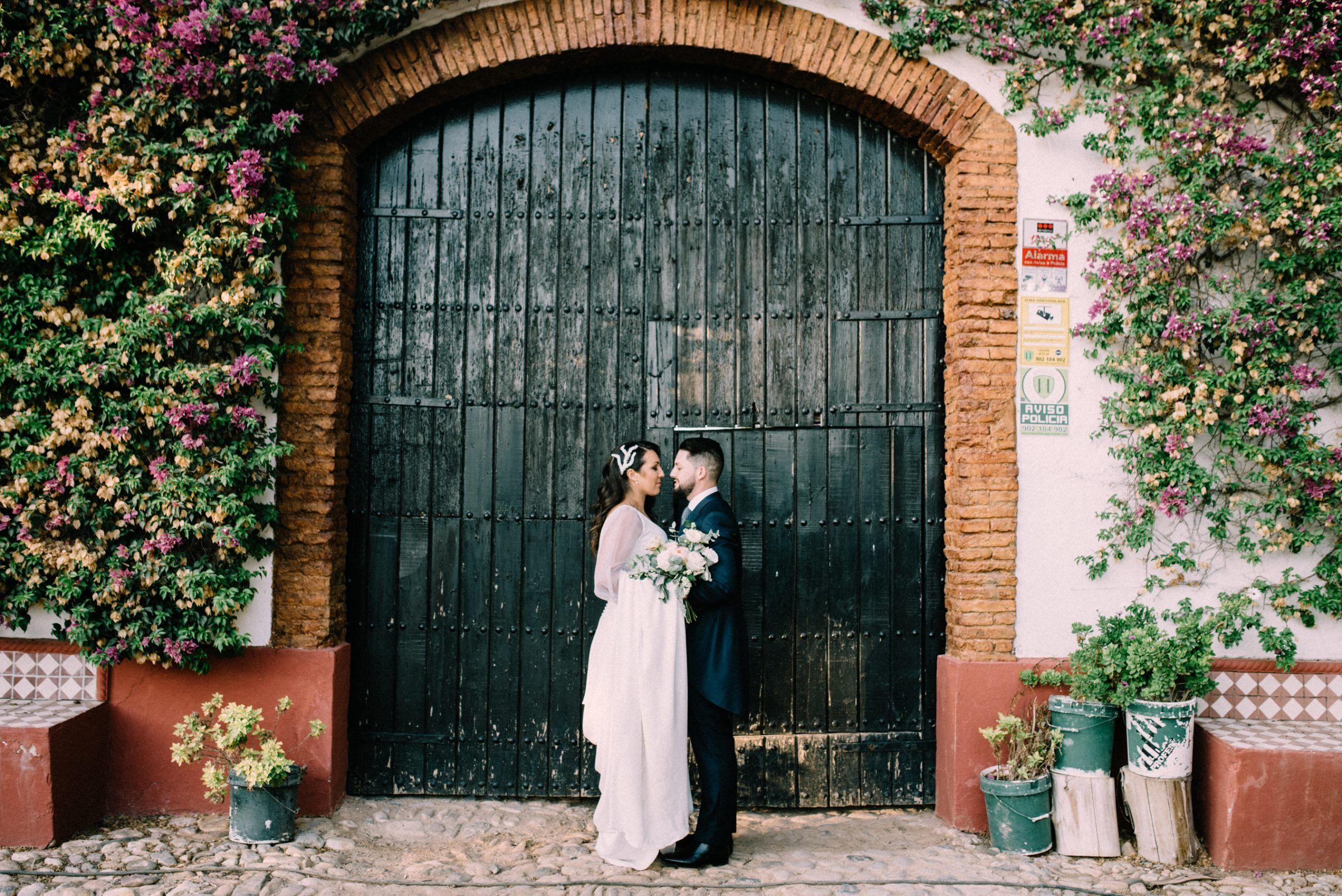 una boda en agosto