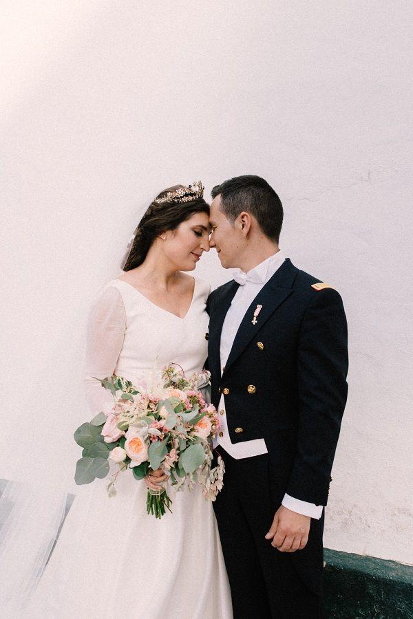 La boda en El Puerto de Cristina y Pablo