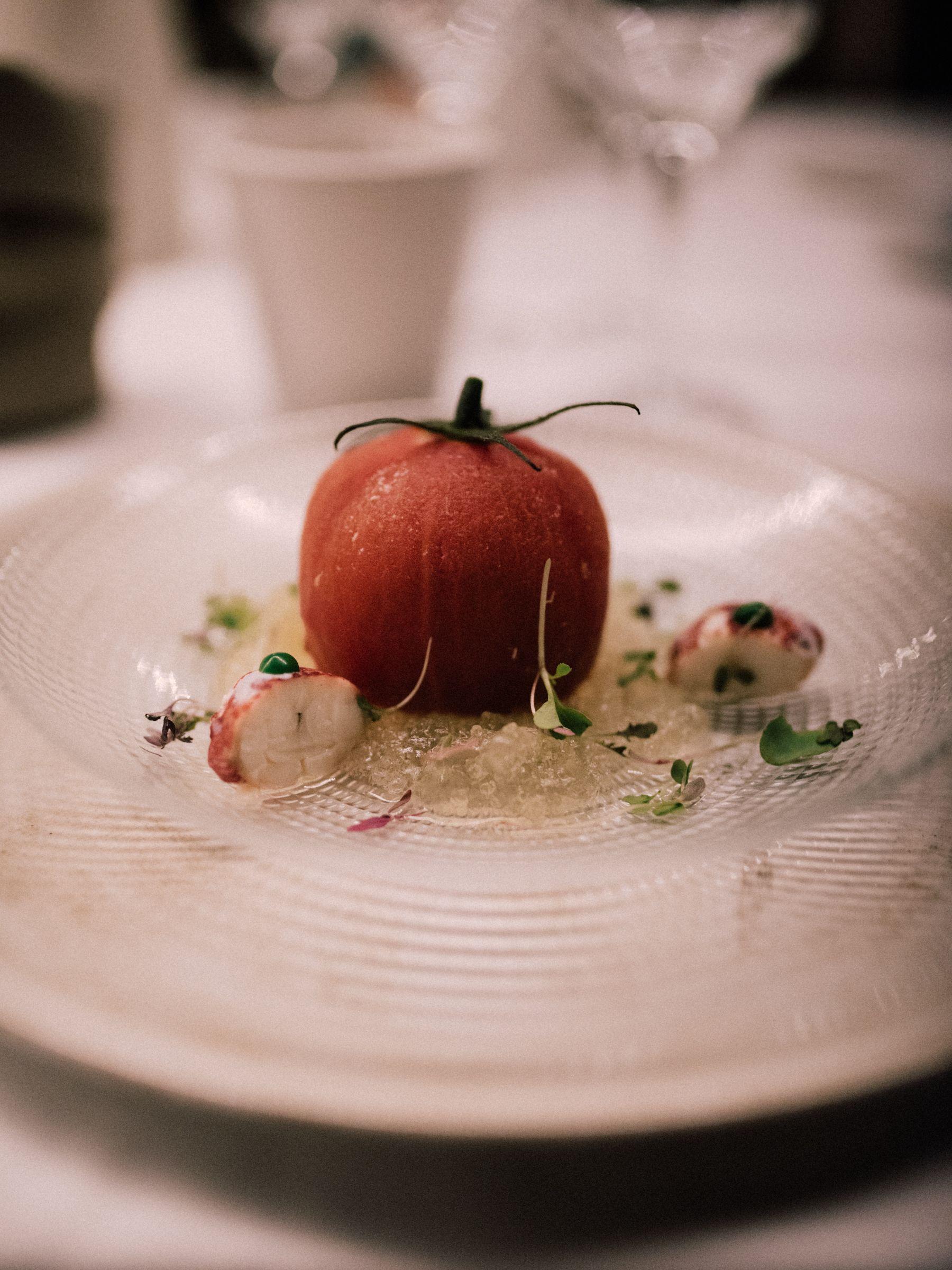 luxury wedding planner in Spain - Gastronomy