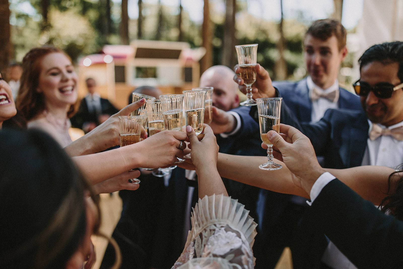 weddings with love at Villa Luisa