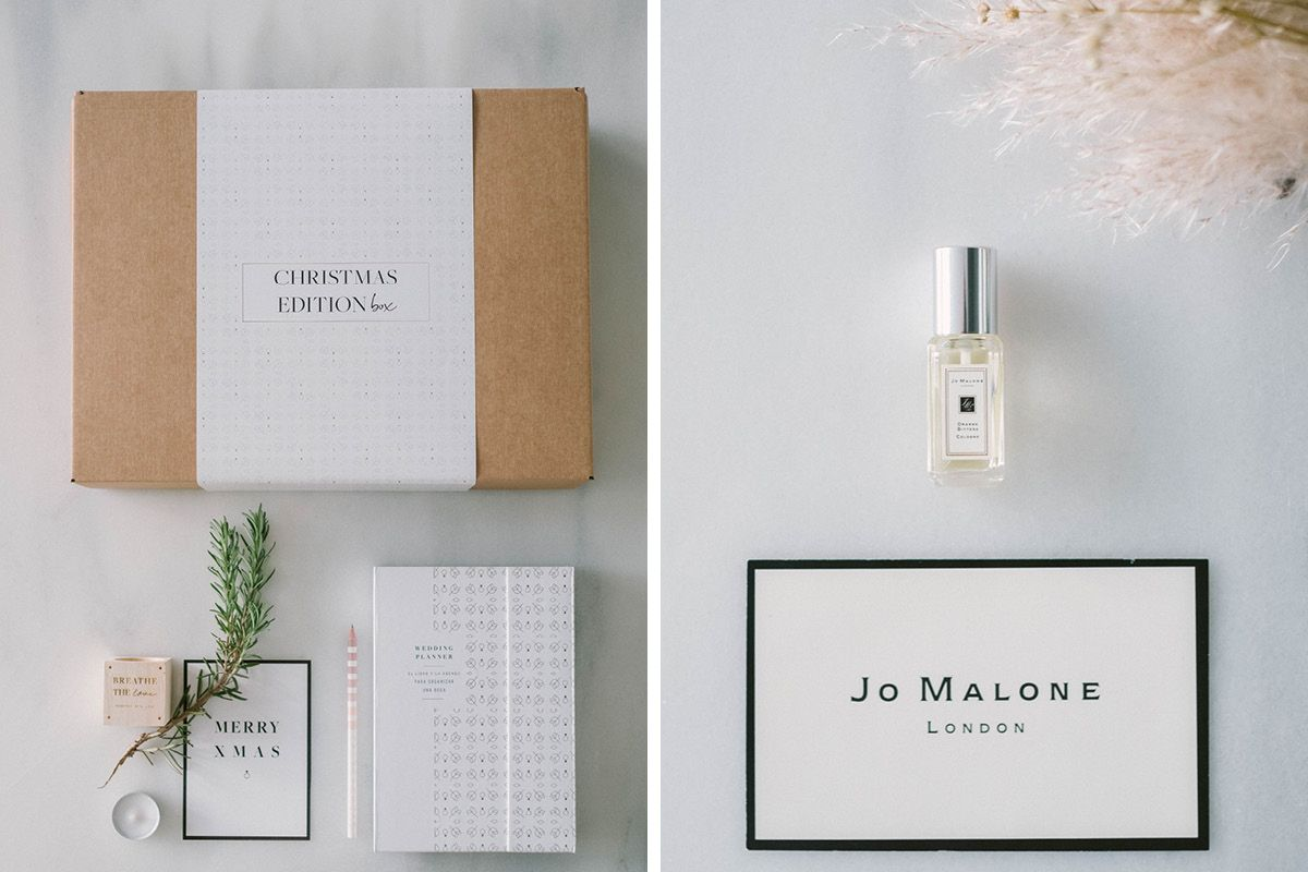 Jo Malone y Weddings With Love