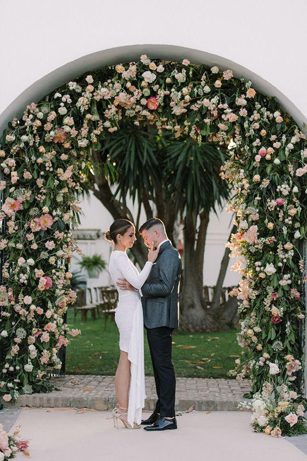 La boda de Alberto Moreno y Lilia Granadilla